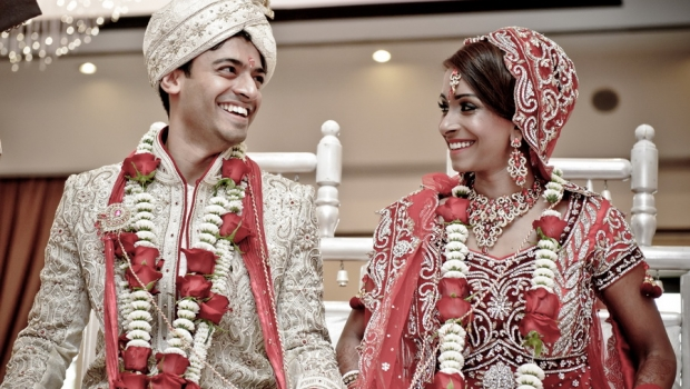 Beautiful Civil and Hindu Wedding in Bradford